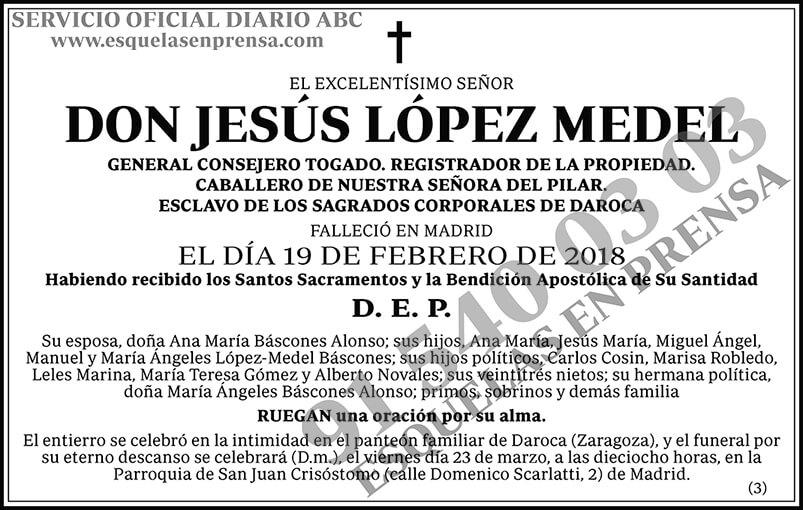 Jesús López Medel